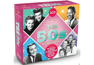 VARIOUS - Stars Of The 50s - (CD)