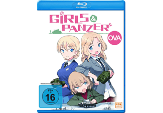 Girls und Panzer OVA Collection - (Blu-ray)