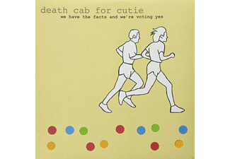 Death Cab For Cutie - We Have The Facts And We're Voting Yes [LP + Download]