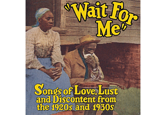 VARIOUS - Wait For Me - (CD)
