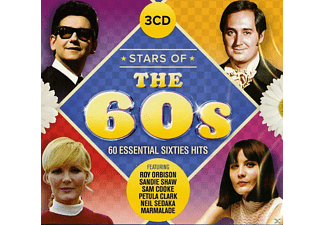 VARIOUS - Stars Of The 60s - (CD)