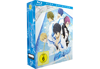 Free! - Box 1 (Limited) - (Blu-ray)