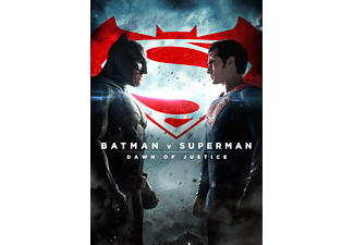 Batman v Superman: Dawn Of Justice | DVD