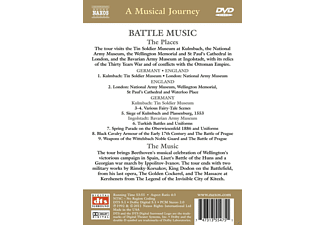 Battle Music - (DVD)