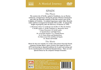 SPAIN: Musical Tour of Seville - (DVD)
