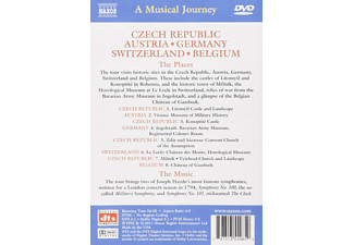 Czech Republic/Austria/Germany [DVD]