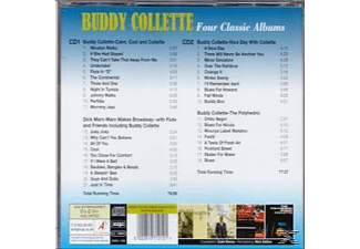 Buddy Collette 2 - Four Classic Albums [CD]