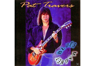 Pat Travers - Blues Magnet [CD]