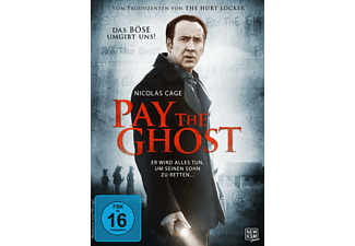 Pay the Ghost - (DVD)