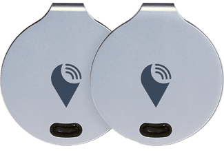 TRACKR Bravo Dubbelpack - Silver