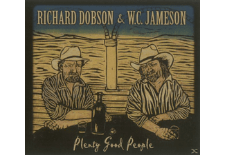 Richard & J.W.Jameson Dobson - Plenty Good People [CD]