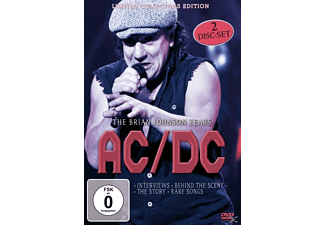 AC/DC - Brian Johnson Years - (DVD + CD)