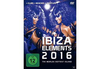 Ibiza Elements 2016 - Clubs Beaches Nightlife - (DVD)