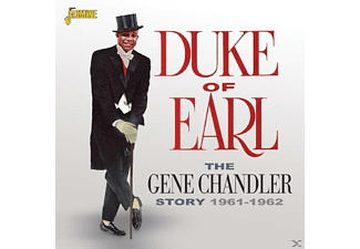 VARIOUS - Gene Chandler Story [CD]