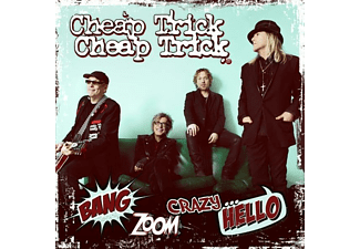 Cheap Trick - Bang Zoom Crazy Hello [CD]