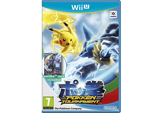 Pokken Tournament Nintendo Wii U
