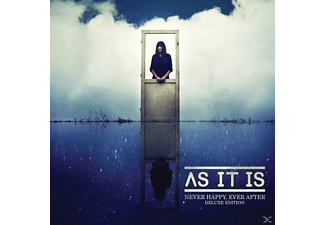 As It Is - Never Happy Ever After - (CD)