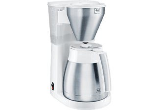 MELITTA EasyTop Therm Steel Wit