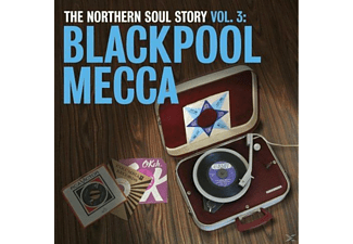 VARIOUS - Northern Soul Story Vol.3 - (Vinyl)