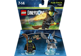 LEGO DIMENSIONS LEGO Dimensions Fun Pack - The Wizard of Oz Wicked Witch Spielfiguren
