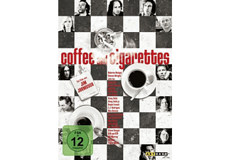 Coffee and Cigarettes - (DVD)