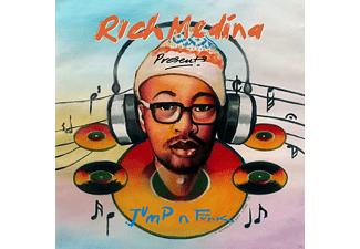 Rich Medina, VARIOUS - Jump N Funk - (CD)