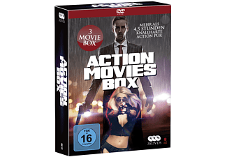 Action Movies Box [DVD]