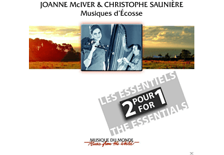 Joanna McIver, Christophe Sauniere - Music Of Scotland - (CD)