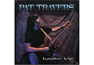 Pat Travers - Lookin' Up [CD]