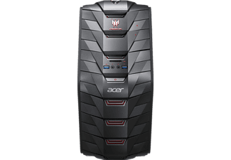 ACER Predator G3-710, Gaming-PC mit Core™ i7 Prozessor, 8 GB RAM, 1 TB HDD, 128 GB SSD, GeForce GTX 1060