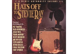 L.A.Blues Authority - Hat's Off To Stevie Ray - (CD)