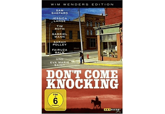 Don't Come Knocking - (DVD)