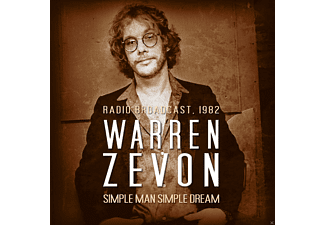 Warren Zevon - Simple Man Simple Dream - (CD)