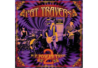 Pat Travers - PT Power Trio 2 - (CD)