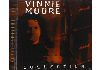 Moore Vinnie - Collection: The Shrapnel Years [CD]