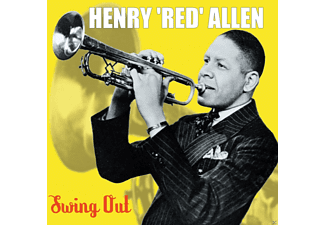 Red Allen - Swing Out - (CD)