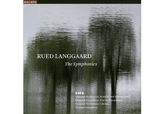 Danish National Symphony Orchestra, Danish National Vocal Ensemble, Danish National Choir - Langgaard: The Symphonies - (SACD Hybrid)