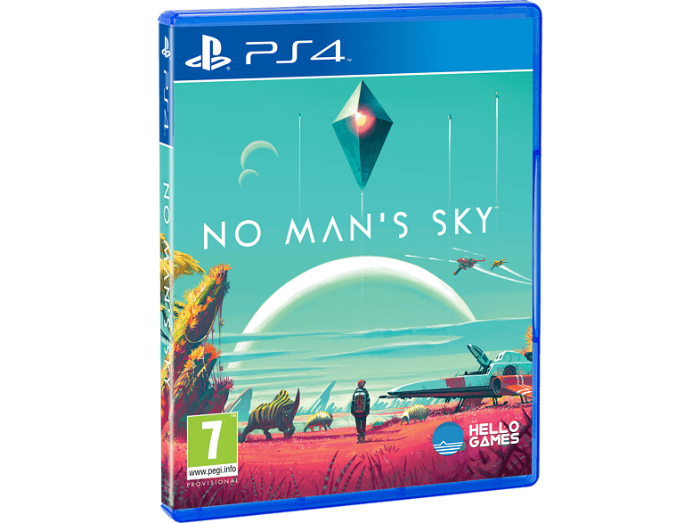 No Man's Sky (Standard Edition) PlayStation 4 gaming   offline sony ps4 παιχνίδια ps4 gaming games ps4 games