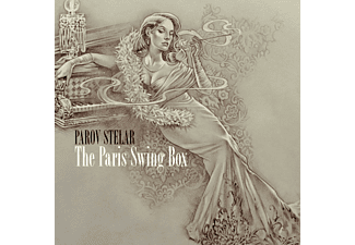 Parov Stelar - The Paris Swing Box - (CD)