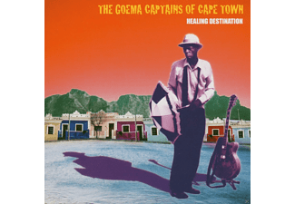 Goema Captains Of Cape Town - Healing Destination - (CD)