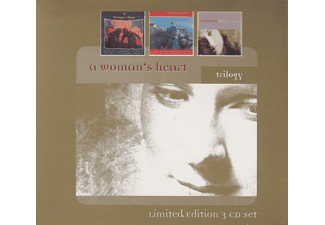 VARIOUS - A Woman's Heart Trilogy - (CD)