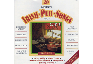 VARIOUS - 20 Favourite Irish Pub Songs 2 - (CD)
