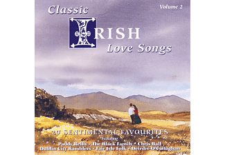 VARIOUS - Classic Irish Love Songs Vol.2 - (CD)
