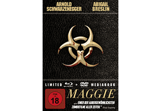Maggie (Exklusive Limited Mediabook Edition) [Blu-ray + DVD]