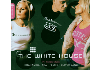 VARIOUS - The White House: In Residence - (CD)