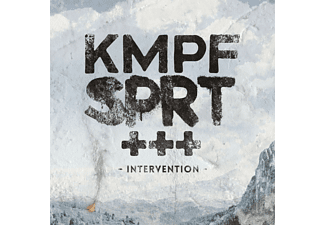 Kmpfsprt - Intervention - (LP + Bonus-CD)
