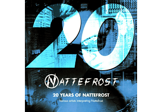 VARIOUS - 20 Years Of Nattefrost [CD]