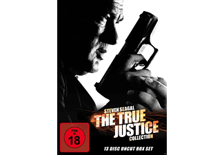 The True Justice Box Set - (DVD)