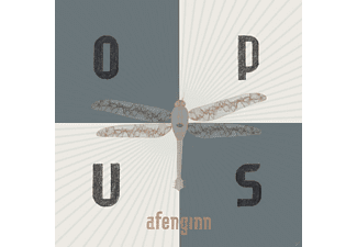 Afenginn - Opus - (CD)