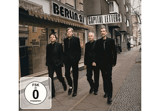 Berlin 21 - Capital Letters - (CD + DVD Video)